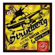 Encordoamento Guitarra Strinberg Gs11 -