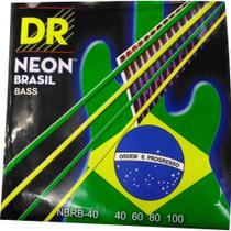 ENCORDOAMENTO Hi-Def NEON BRAZIL 0.11 NBRA-11 - DR STRINGS -