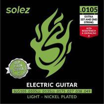 Encordoamento Híbrido Guitarra Solez SLG105 10,5 -