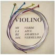 Encordoamento Mauro Calixto Violino -