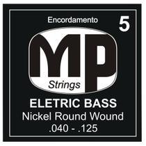 Encordoamento mp baixo elétrico 5 cordas mpe650 -