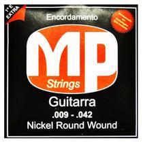 Encordoamento mp guitarra .009 -