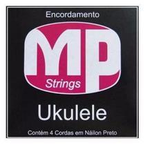 Encordoamento mp ukulele nailon -