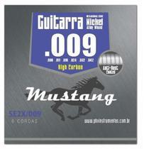 Encordoamento Mustang Guitarra High-carbon 009 -