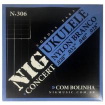 Encordoamento Nig N-306 028/028 para Ukulele Concert -