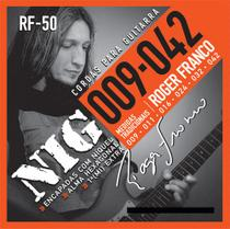 Encordoamento NIG Roger Franco Signature 9/42 - EC0168 - Nig strings