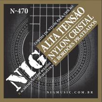 Encordoamento NIG Violão Náilon N470 -