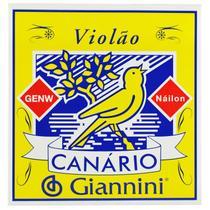 Encordoamento Nylon para Violão - Giannini -