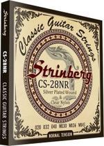 Encordoamento Nylon Violão Strinberg Cs28nr Normal Tension -