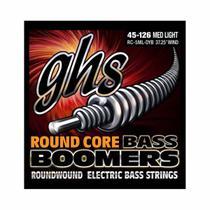 Encordoamento P/ Baixo GHS RC-5ML-DYB Medium Light Round Core Bass Boomers (5 Cordas) - Ghs Strings