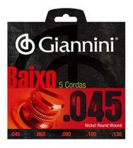 ENCORDOAMENTO P/ BAIXO GIANNINI Geebrs5 Pesado 0.045 -