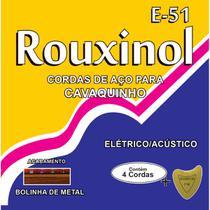 Encordoamento P/CAVAQUINHO ELETRICO/ACUSTICO - Gna