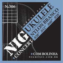 Encordoamento P/ukulele Br.028/032/040/028 Rouxinol Unidade -