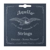 Encordoamento P/ Ukulele Soprano Aquila AQ100U-SH High Super Nylgut -