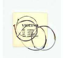 Encordoamento p/ Violino -- Mauro Calixto - M Calixto