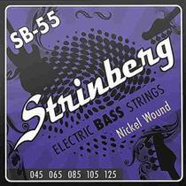 Encordoamento Para Baixo 5c Strinberg Original Sb55 -