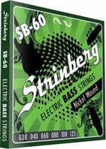 Encordoamento Para Baixo 6c Strinberg Sb60 -