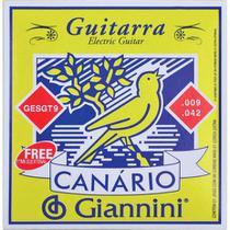 Encordoamento para Guitarra canario 0.009 GESGT9 -