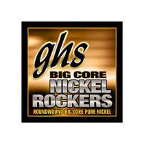 Encordoamento para Guitarra Elétrica GHS BCCL Custom Light Série Big Core (contém 6 cordas) - Ghs Strings