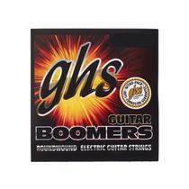 Encordoamento para Guitarra Elétrica GHS GBCL Custom Light Série Guitar Boomers (contém 6 cordas) - Ghs Strings