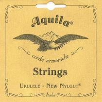 Encordoamento para Ukulele Aquila New Nylgut AQ 8U-CL - Concert Low G -