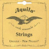 Encordoamento para Ukulele Soprano Aquila New Nylgut AQ 5U-SL -