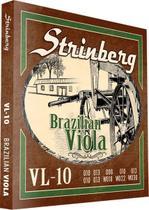 Encordoamento para Viola Caipira Strinberg VL-10 -