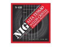 Encordoamento Para Violão Nylon 6 Cordas Nig 029/044 N410 -