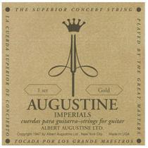Encordoamento para Violão Nylon Augustine Imperial Gold -