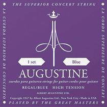 Encordoamento para Violão Nylon Augustine Regal Blue -