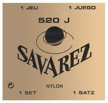 Encordoamento para Violão Nylon Savarez 520J -