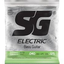 Encordoamento SG Contrabaixo 5 cordas 040 SG5029 -