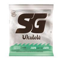 Encordoamento SG para Ukulele Tenor 10983 - .029/.041 -