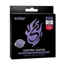 Encordoamento Solez Guitarra Slg11 011 -