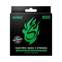 Encordoamento Solez P/Contra-baixo 6 cordas SLB632 0.032 -