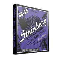 Encordoamento strinberg contrabaixo sb55 5 cordas -