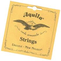 Encordoamento Ukulele Aquila 7u concert new nylgut HIGH G - Aquila Strings