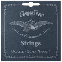 Encordoamento Ukulele Aquila Soprano Nylgut Low GAQ101USL -