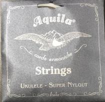 Encordoamento Ukulele Aquila Soprano Super Nylgut Low G - AQ101U - Aquila Strings