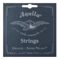 Encordoamento Ukulele Aquila Tenor New Nylgut High G AQ 106U TH -