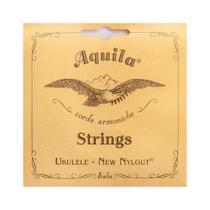 Encordoamento Ukulele New Nygut Tenor High G AQ 10U TH - Aquila -