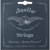 Encordoamento Ukulele Soprano Super Nylgut LOW G AQ 101U SL - Aquila -