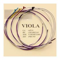 Encordoamento Viola de Arco Mauro Calixto -