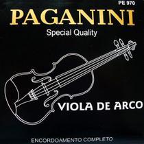Encordoamento Viola Paganini -