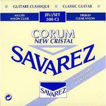 Encordoamento violao 500cr savarez nylon (008814) -