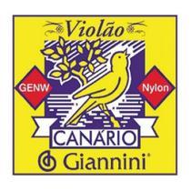 Encordoamento Violao Canário Nailon Genwb - Giannini