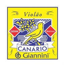 Encordoamento violao nylon canario genw - Giannini