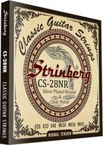 Encordoamento Violao Nylon Strinberg Cs-28Nr -