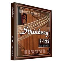Encordoamento Violao Strinberg F12S -
