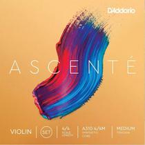 Encordoamento Violino Daddario Ascenté A310 4/4 Medium -